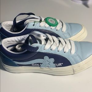 Shoes - Golf le fleur limited edition converse